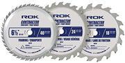ROK 40227 Диски пильные набор 3 шт.