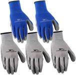 Wells Lamont 580LA Перчатки L Нитриловое покрытие