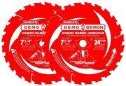 DIABLO D0724D Пильный диск 184 мм.
