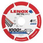 LENOX 13200 Обрезной диск для болгарки