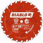 DIABLO D0524X Пильный диск по дереву 5-3/8x24T