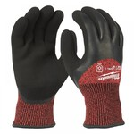 Milwaukee 4932471348 Перчатки с защитой 3 уровня, 9/L