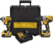 DEWALT DCK299P2 Аккумуляторый бесщеточный набор из двух инструментов