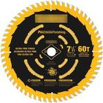 DeWALT DW3196 Пильный диск 60Т 184мм.