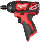 Milwaukee 2401-20 электро отвёртка шуруповёрт M12