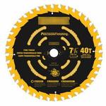 DeWALT DW3194 Пильный диск 40Т 184 мм.