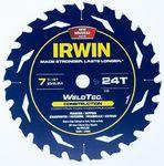 IRWIN 14035/24035 Пильный диск по дереву