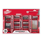 MILWAUKEE 48-32-4029 60 PC SHOCKWAVE Impact