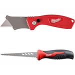 Milwaukee 48-221906J Набор складной нож и панельная пила
