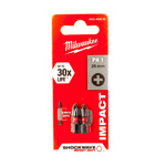 Milwaukee 4932 4308 50 Биты PH1 25 мм. 2 шт.