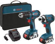 Bosch CLPK26-181 Набор шуруповёртов