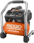 Ridgid R0230 18-Volt Воздушный компрессор с ресивером